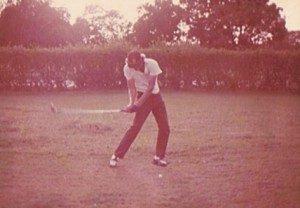 Golf Swing 1970's