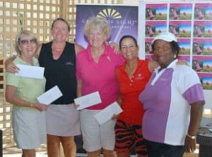Ladies Golf Winners