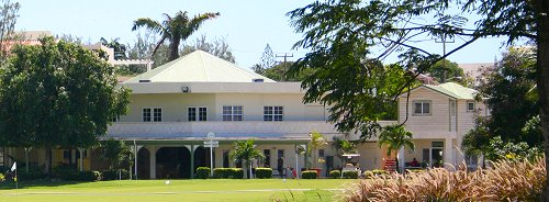 Clubhouse at Barbados Golf Club
